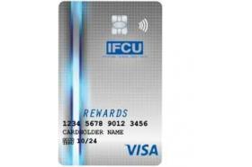 Industrial Federal Credit Union Visa Select Credit Card