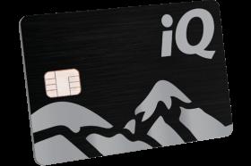 IQ Credit Union VISA Signature Rewards Credit Card