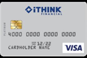 iTHINK Financial Visa Platinum Credit Card