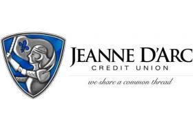 Jeanne D'Arc Credit Union Travel and Gift Rewards Card