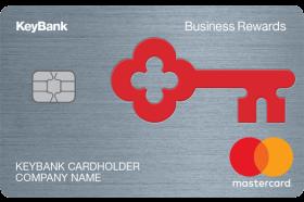 KeyBank Business Rewards Card