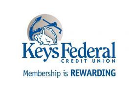 Keys Federal Credit Union Visa Platinum Secured