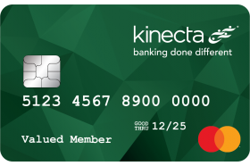 Kinecta Federal Credit Union MyPlan Secured Card