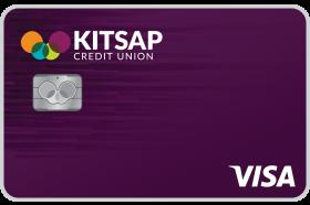 Kitsap Credit Union Visa Card