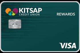 Kitsap Credit Union Visa Rewards