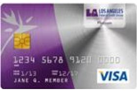 LAFCU VISA Business Platinum