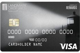 Landmark Credit Union Rewards Visa Credit Card