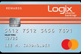 Logix Federal Credit Union Platinum Rewards Mastercard