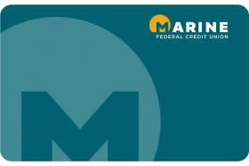 Marine Federal Credit Union VISA Platinum Cash-Back