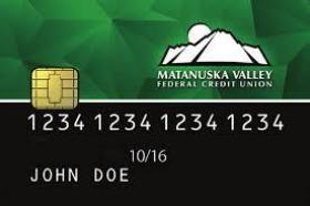 Matanuska Valley Federal Credit Union VISA Secured Credit Card