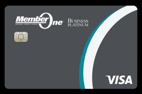 Member One Federal Credit Union Visa Platinum With Rewards