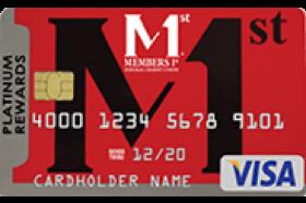 Members 1st Federal Credit Union VISA Platinum Rewards