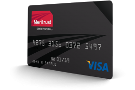 Meritrust Credit Union Visa Member Select