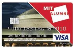 MIT Federal Credit Union Visa Signature College Real Rewards Card