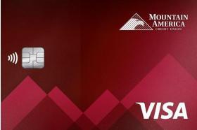 Mountain America Credit Union Visa Cash Back