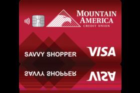 Mountain America Credit Union Visa Low Rate