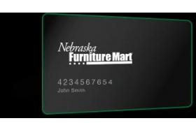 Nebraska Furniture Mart Credit Card