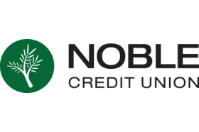 Noble Federal Credit Union Rewards Platinum Visa Credit Card