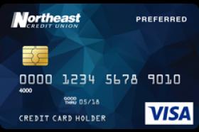 Northeast Credit Union Preferred VISA® Credit Card