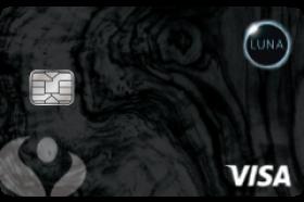 Numerica Credit Union Visa Luna Credit Card