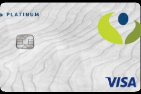 Numerica Credit Union Visa Platinum Credit Card
