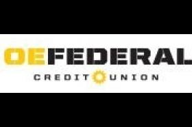 OE Federal Credit Union Visa Steel Credit Card