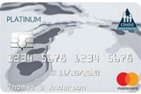 OMNI Community Credit Union Platinum Mastercard Credit Card