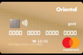 Oriental Bank Mastercard Gold Credit Card