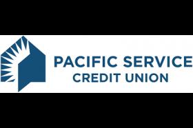 Pacific Service Credit Union Visa Platinum Rewards Starter Credit Card