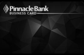 Pinnacle Bank Visa Business Credit Card