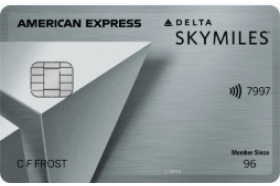American Express® National Bank Delta SkyMiles® Platinum Credit Card