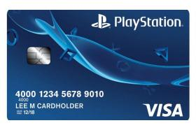 PlayStation Card from Capital One