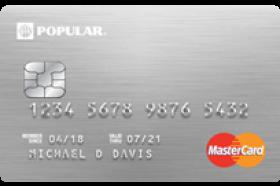 Popular Bank Platinum MasterCard