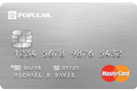 Popular Bank Rewards MasterCard