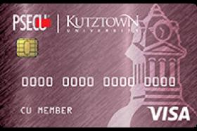 PSECU Alumni Rewards Credit Card