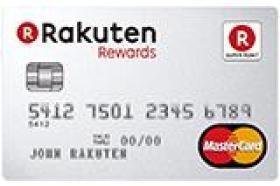 Rakuten Rewards Mastercard