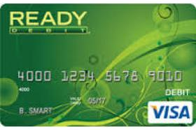 ReadyDebit Visa Mint Control Prepaid Card