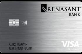Renasant Bank Visa® Business Cash Card