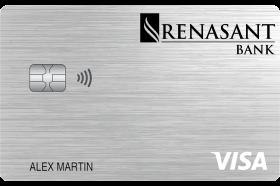 Renasant Bank Visa® Platinum Card