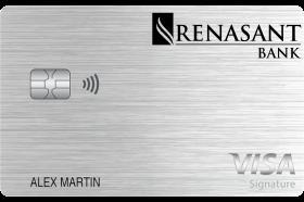 Renasant Bank Visa Signature® Max Cash Preferred Card