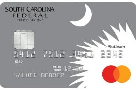 South Carolina Federal Credit Union Mastercard Platinum Credit Card