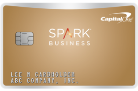 Spark Classic for Business From Capital One