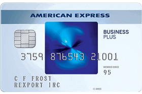 American Express® National Bank Blue Business® Plus Credit Card