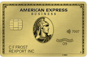 American Express® National Bank Business Gold Credit Card
