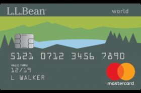 L.L.Bean Mastercard Credit Card