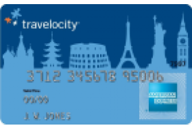 The Travelocity Rewards American Express® Card