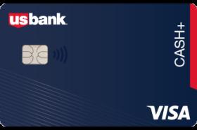 US Bank Cash+™ Visa Signature Card