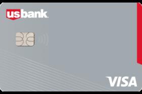 US Bank Secured Visa Card