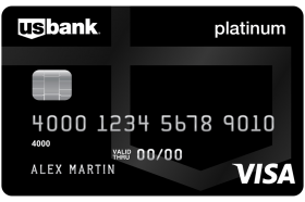 US Bank Visa Platinum Card