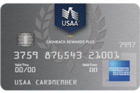 USAA Cashback Rewards Plus American Express®